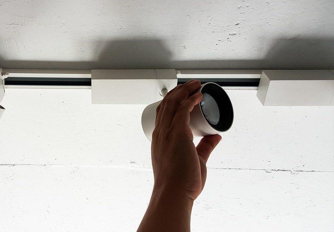 led downlight installation